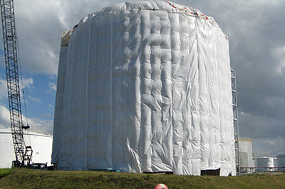 Scafclad Containment Sheeting