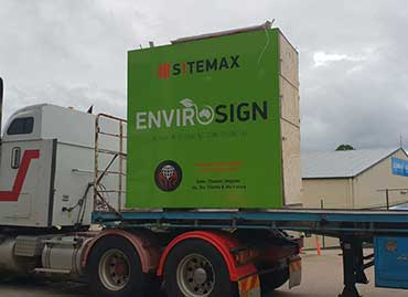 Envirosign - Reducing our Carbon Footprint