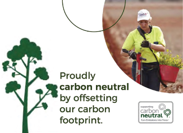 Becoming Carbon Neutral!