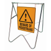 Sign Swing Stand