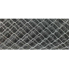 Premium Scaffmesh FlameX Quad Net Black lining
